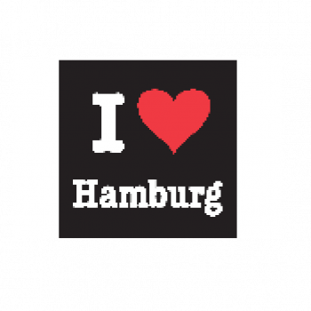 Logo I love hamburg